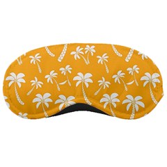 Summer Palm Tree Pattern Sleeping Masks