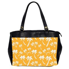 Summer Palm Tree Pattern Office Handbags (2 Sides)