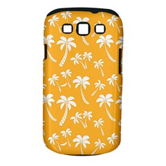 Summer Palm Tree Pattern Samsung Galaxy S III Classic Hardshell Case (PC+Silicone) by TastefulDesigns