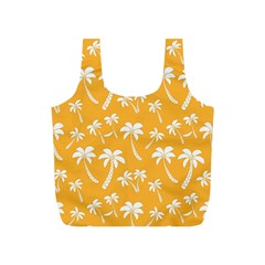 Summer Palm Tree Pattern Full Print Recycle Bags (s)