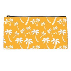 Summer Palm Tree Pattern Pencil Cases