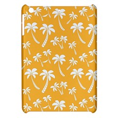 Summer Palm Tree Pattern Apple iPad Mini Hardshell Case by TastefulDesigns