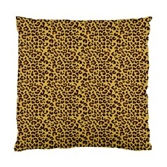 Animal Texture Skin Background Standard Cushion Case (two Sides) by TastefulDesigns
