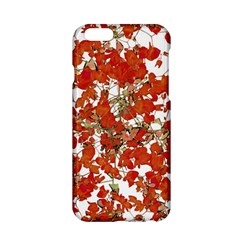 Vivid Floral Collage Apple Iphone 6/6s Hardshell Case by dflcprints