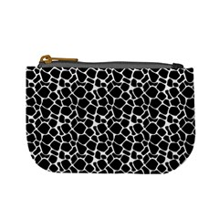 Animal Texture Skin Background Mini Coin Purses