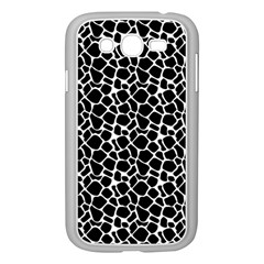 Animal Texture Skin Background Samsung Galaxy Grand Duos I9082 Case (white)