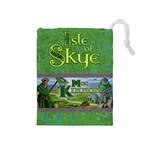 Isle of Skye - Player Green - Drawstring Pouch (Medium)