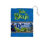 Isle of Skye - Player Blue - Drawstring Pouch (Medium)