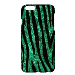 Skin4 Black Marble & Green Marble Apple Iphone 6 Plus/6s Plus Hardshell Case by trendistuff