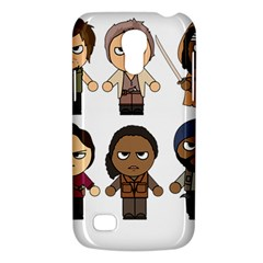 The Walking Dead   Main Characters Chibi   Amc Walking Dead   Manga Dead Galaxy S4 Mini by PTsImaginarium
