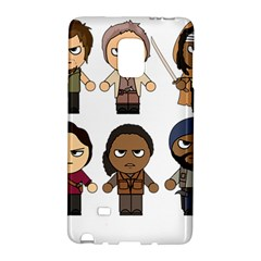The Walking Dead   Main Characters Chibi   Amc Walking Dead   Manga Dead Galaxy Note Edge by PTsImaginarium