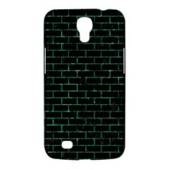Brick1 Black Marble & Green Marble Samsung Galaxy Mega 6 3  I9200 Hardshell Case by trendistuff