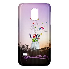 Love Is In The Air illustration Galaxy S5 Mini by TastefulDesigns