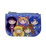 CutiE Moons Coin Change Purse Front