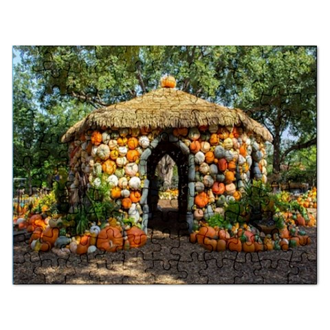 Harvest House Puzzle  :   Puzzle By Pamela Sue Goforth   Jigsaw Puzzle (rectangular)   Trrw7t4aep9l   Www Artscow Com Front