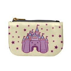 Happiest Castle Coin Change Purse by Ellador