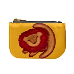 Lion Art Coin Change Purse