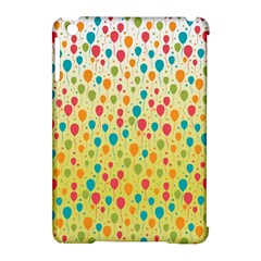 Colorful Balloons Backlground Apple iPad Mini Hardshell Case (Compatible with Smart Cover) by TastefulDesigns