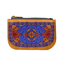 Persian Carpet Pattern Coin Change Purse by Ellador