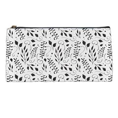 Hand Painted Floral Pattern Pencil Cases