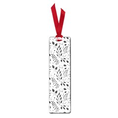 Hand Painted Floral Pattern Small Book Marks