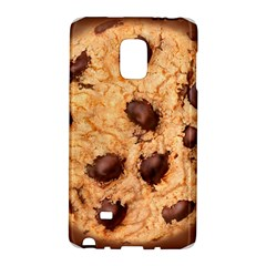 Chocolate Chip Cookie Novelty Galaxy Note Edge by WaltCurleeArt