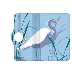 Egret Kindle Fire Hdx 8 9  Flip 360 Case by WaltCurleeArt