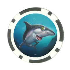 Sharky Poker Chip Card Guards