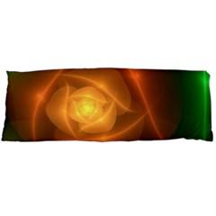 Orange Rose Body Pillow Case (Dakimakura) by Delasel