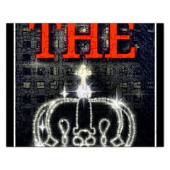 The King Rectangular Jigsaw Puzzl by SugaPlumsEmporium