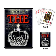 The King Playing Card by SugaPlumsEmporium