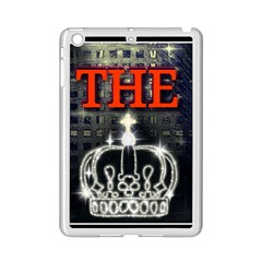 The King iPad Mini 2 Enamel Coated Cases by SugaPlumsEmporium