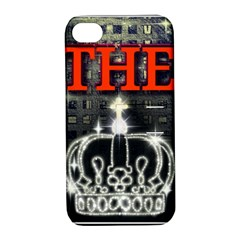 The King Apple Iphone 4/4s Hardshell Case With Stand by SugaPlumsEmporium