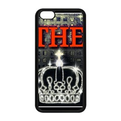 The King Apple Iphone 5c Seamless Case (black) by SugaPlumsEmporium