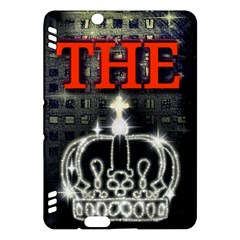 The King Kindle Fire Hdx Hardshell Case by SugaPlumsEmporium