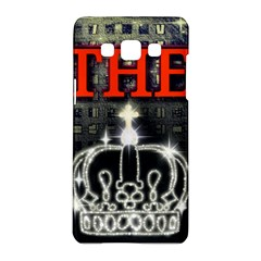 The King Samsung Galaxy A5 Hardshell Case  by SugaPlumsEmporium