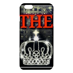 The King Iphone 6 Plus/6s Plus Tpu Case by SugaPlumsEmporium