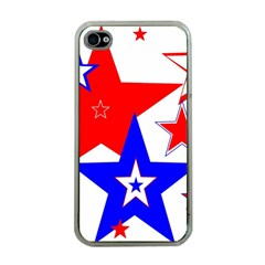 The Patriot 2 Apple Iphone 4 Case (clear) by SugaPlumsEmporium