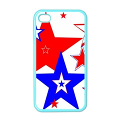 The Patriot 2 Apple Iphone 4 Case (color) by SugaPlumsEmporium
