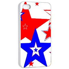 The Patriot 2 Apple Iphone 4/4s Seamless Case (white) by SugaPlumsEmporium