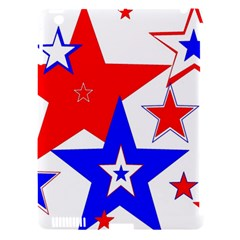 The Patriot 2 Apple Ipad 3/4 Hardshell Case (compatible With Smart Cover) by SugaPlumsEmporium