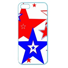 The Patriot 2 Apple Seamless Iphone 5 Case (color) by SugaPlumsEmporium