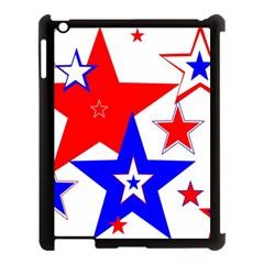 The Patriot 2 Apple Ipad 3/4 Case (black) by SugaPlumsEmporium
