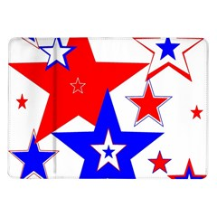 The Patriot 2 Samsung Galaxy Tab 10 1  P7500 Flip Case by SugaPlumsEmporium