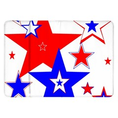 The Patriot 2 Samsung Galaxy Tab 8 9  P7300 Flip Case by SugaPlumsEmporium