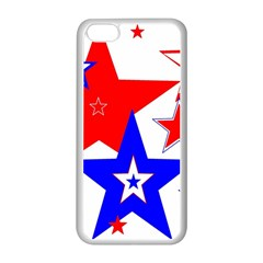 The Patriot 2 Apple Iphone 5c Seamless Case (white) by SugaPlumsEmporium