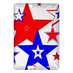 The Patriot 2 Amazon Kindle Fire Hd (2013) Hardshell Case by SugaPlumsEmporium