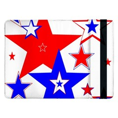 The Patriot 2 Samsung Galaxy Tab Pro 12 2  Flip Case by SugaPlumsEmporium