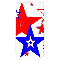 The Patriot 2 Galaxy Note 4 Back Case by SugaPlumsEmporium
