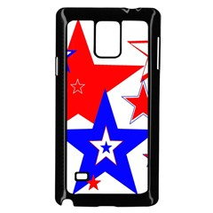 The Patriot 2 Samsung Galaxy Note 4 Case (black) by SugaPlumsEmporium